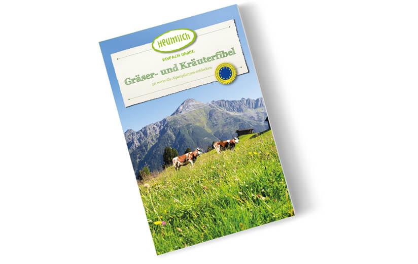 Gräser & Kräuterfibel