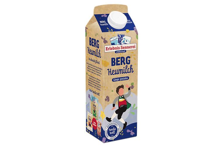 Zillertaler Bergmilch