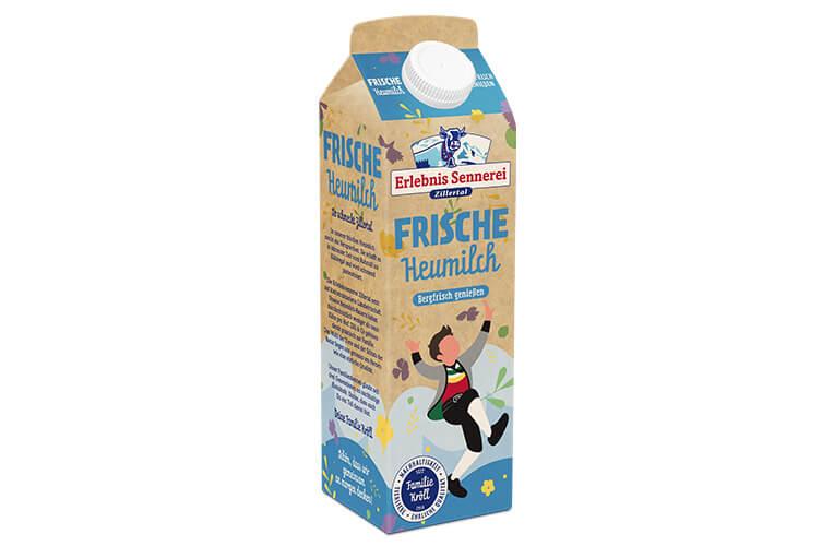 Zillertaler Frischmilch