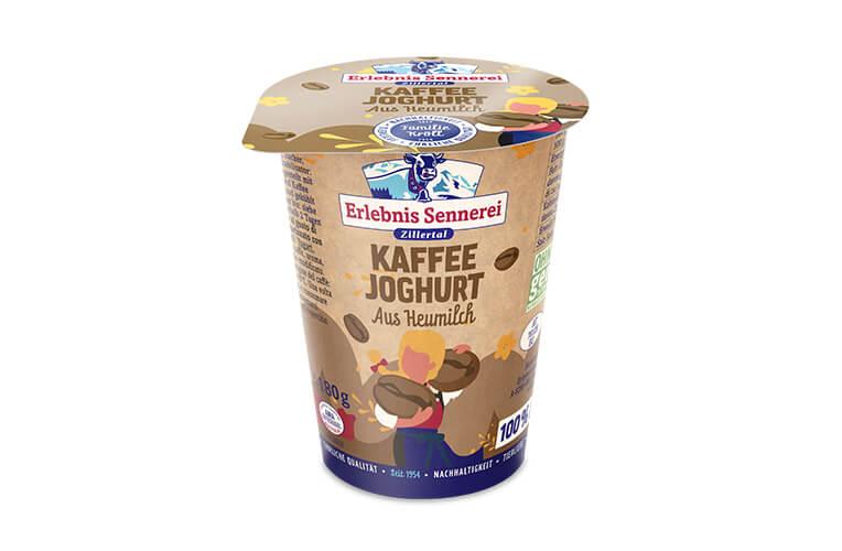 Zillertaler Kaffeejoghurt