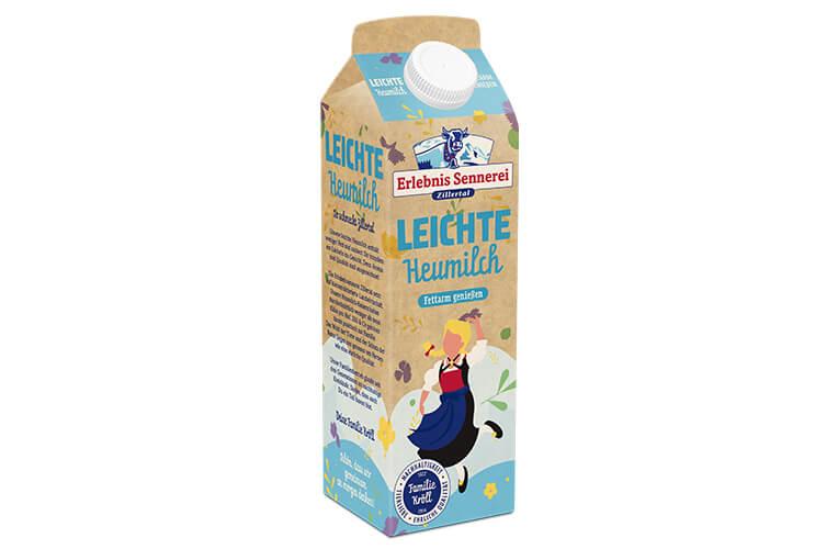 Zillertaler Leichtmilch
