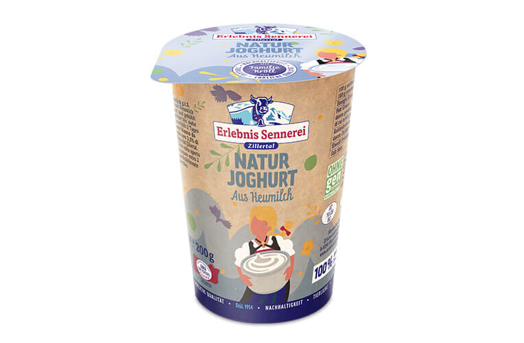 Zillertaler Naturjoghurt