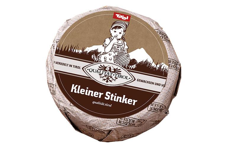 Wilder Käser Kleiner Stinker