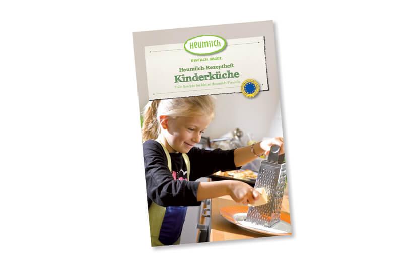 "Rezeptheft ""Heumilch-Kinderküche"""