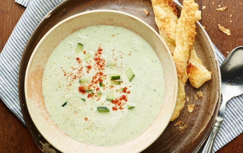 Heute bleibt die Küche kalt: Heumilch-Rezepte für heiße Tage
