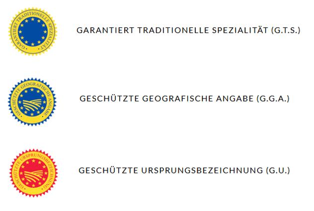 EU-Guetesiegel