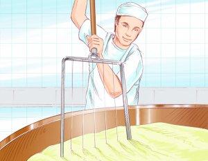 Kaeseherstellung_5