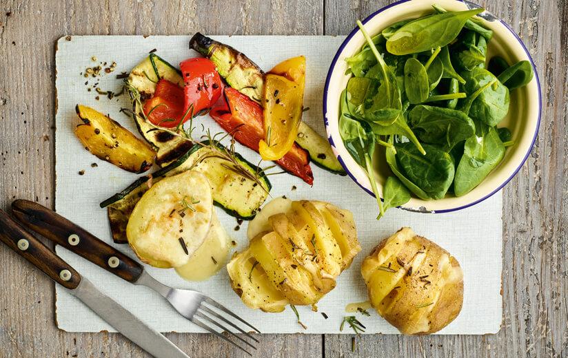 Käse & Grillen: Rezepte für heiße Sommertage