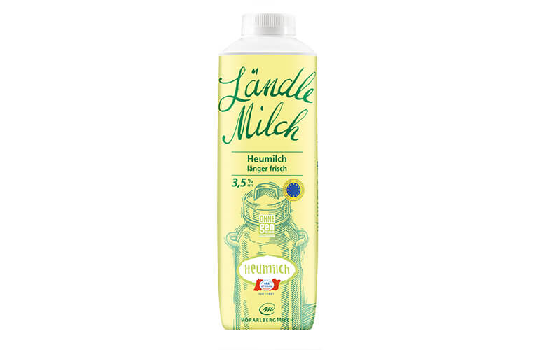 Ländle Heumilch