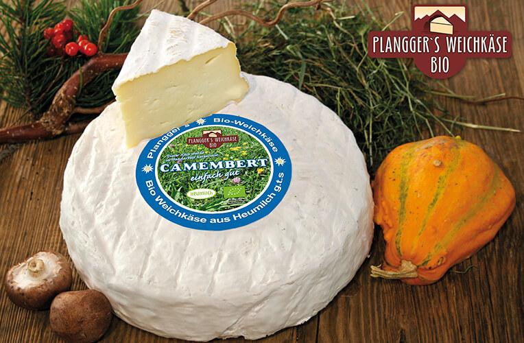 Planggers Bio Camembert