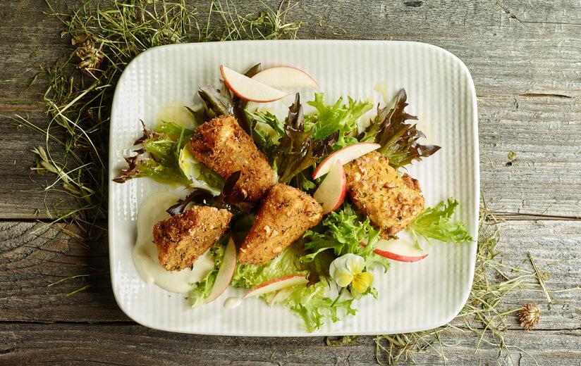 Urgut veggie: Fleischlose Heumilch-Rezepte für die Fastenzeit