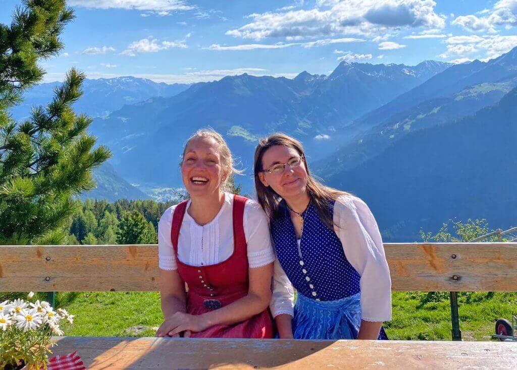 Hüttenwirtin_Gamshütte