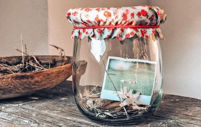 Das Heumilch Memory Jar