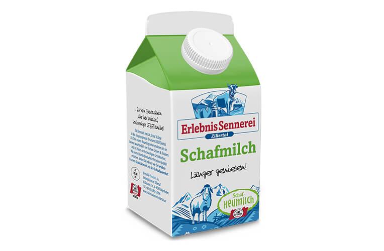 Zillertaler Schafmilch