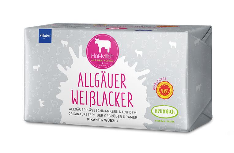 Allgäuer Hof-Milch – Weißlacker g.U.