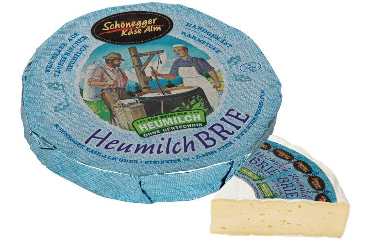 Schönegger Heumilch-Brie