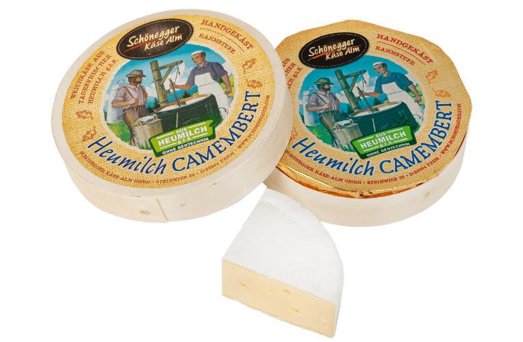 Schönegger Heumilch-Camembert