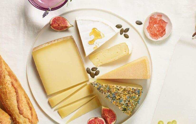 Heumilch-Käse und Honig: Ein süßer Genießer-Geheimtipp