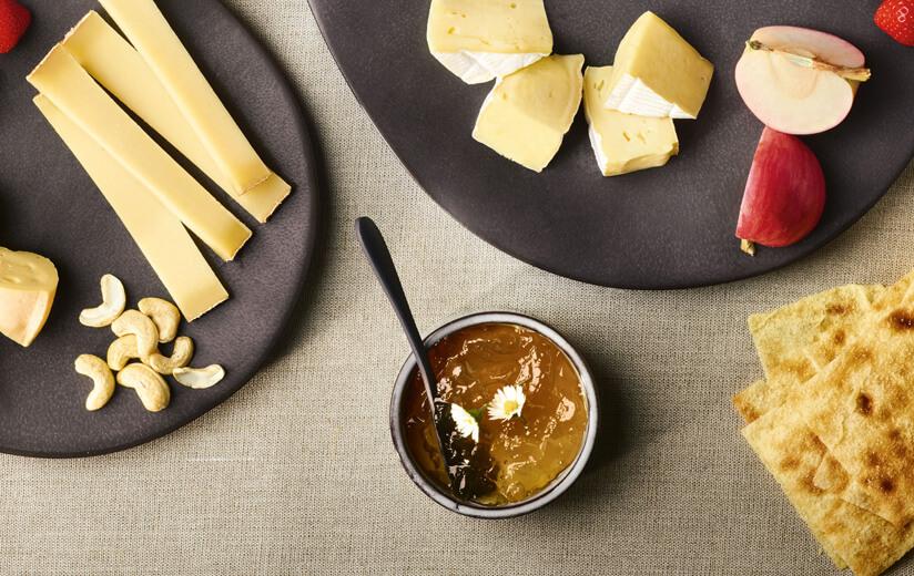 #9: Käsefreunde: Honig, Gelees und andere Begleiter