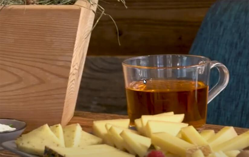 """Anrichten von Heumilch-Käseplatten: Unser Tipp """"Guten-Morgen-Platte"""""""