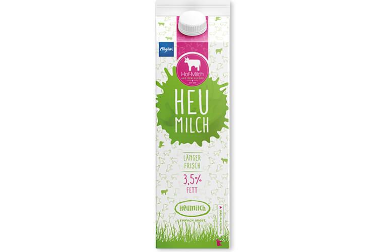 Allgäuer Hof-Milch – Heumilch